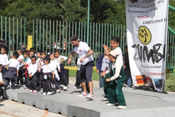 """Retoman las """"Caminatas por tu Salud"""" en la capital"""