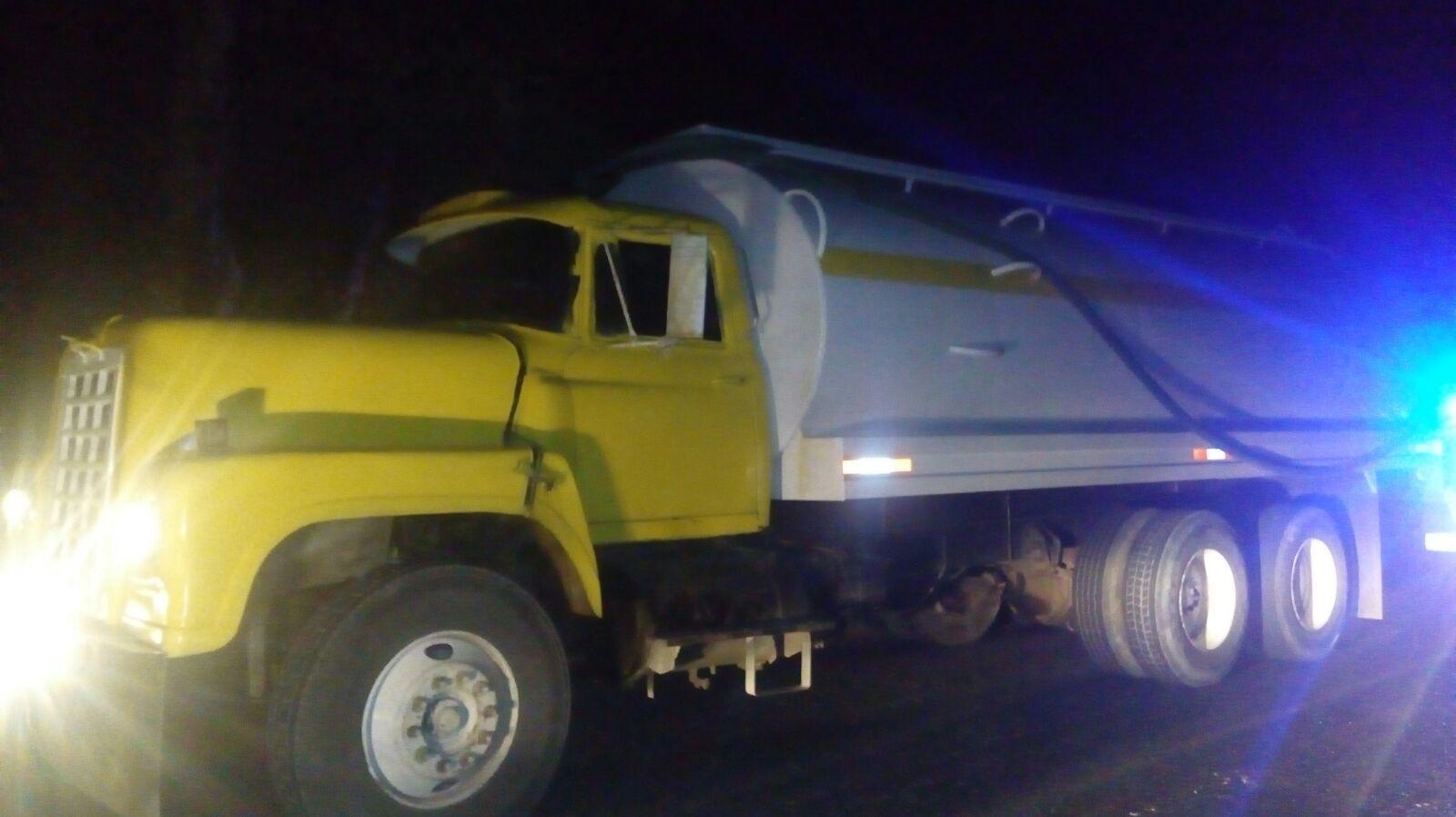Asegura Policía Estatal una pipa con hidrocarburo ilegal