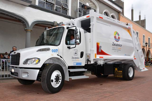 Con acciones de limpieza mejoraremos imagen urbana de Zacatelco