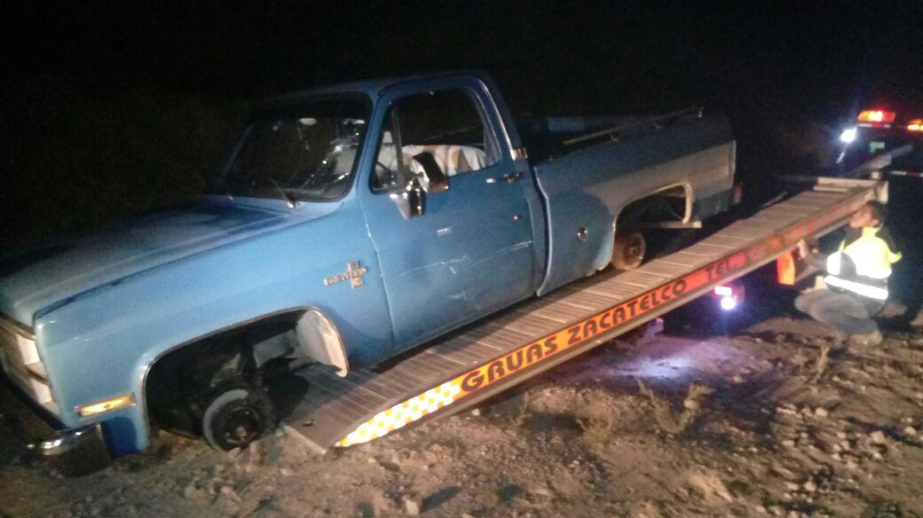 Tras denuncia ciudadana policía recupera camioneta robada