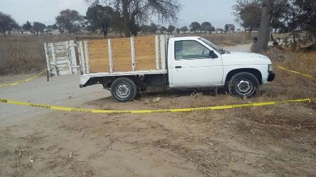 Recupera Policía Estatal camioneta robada en Huamantla