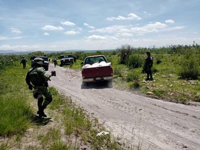 Guardia Nacional y policía municipal suman esfuerzos y frustran robo al tren