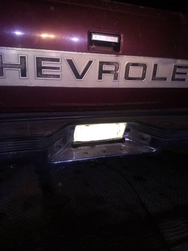 Policía municipal recupera camioneta robada tras rondín