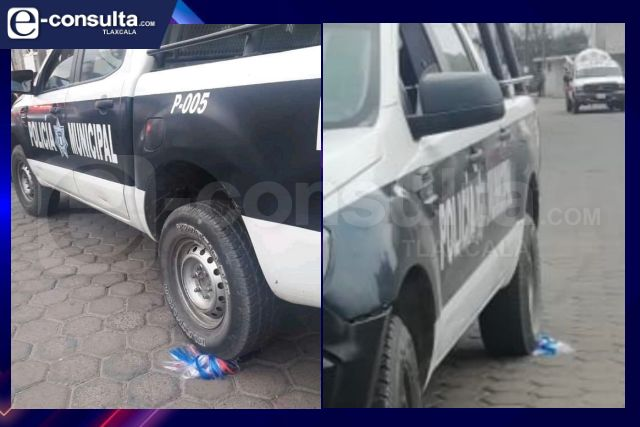 Policías del Picapiedra atropellan niña y se dan a la fuga en Tlaltelulco