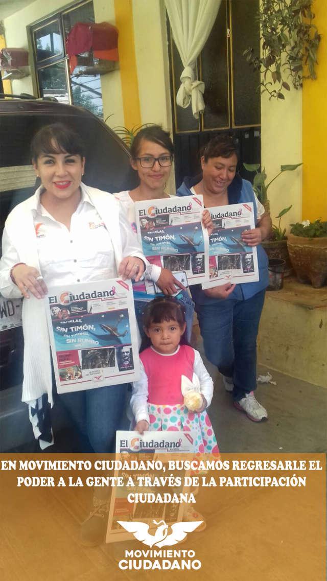 Movimiento Ciudadano, en contacto permanente con los tlaxcaltecas