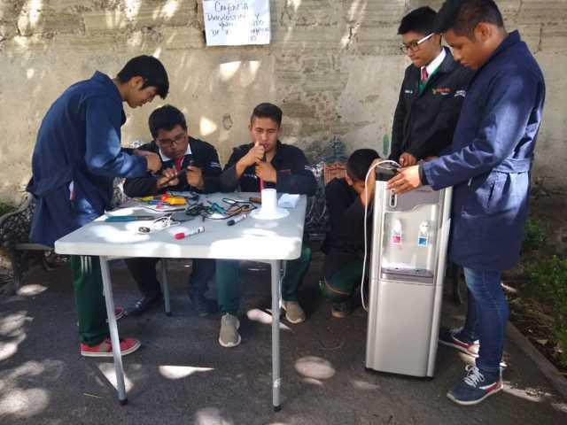 Inicia Campaña De Diagnóstico Y Mantenimiento De Electrodomésticos en la capital