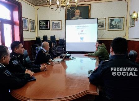 Inicia campaña para prevenir robo a cuentahabientes en la capital