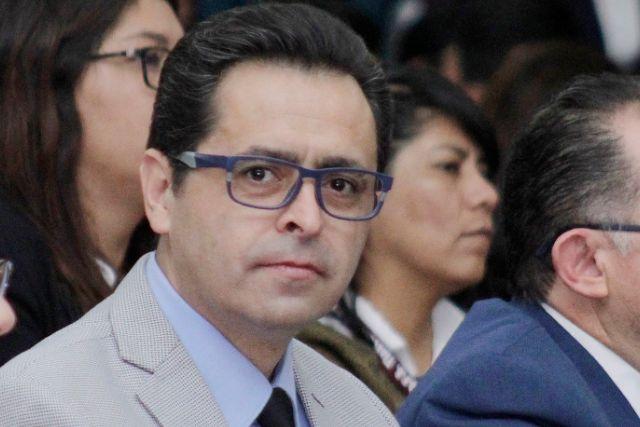 Marco Mena nombra a Higareda como encargado de despacho de la secretaría de políticas públicas
