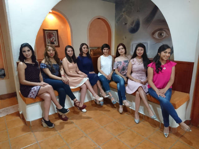 Ocho candidatas buscan ser la reina de la feria Calpulalpan 2018