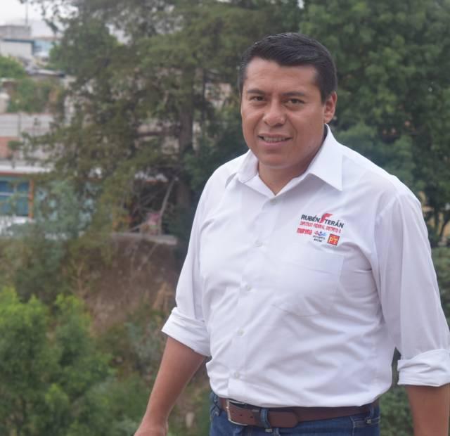 Rubén Terán comprometido con la Libertad de Prensa