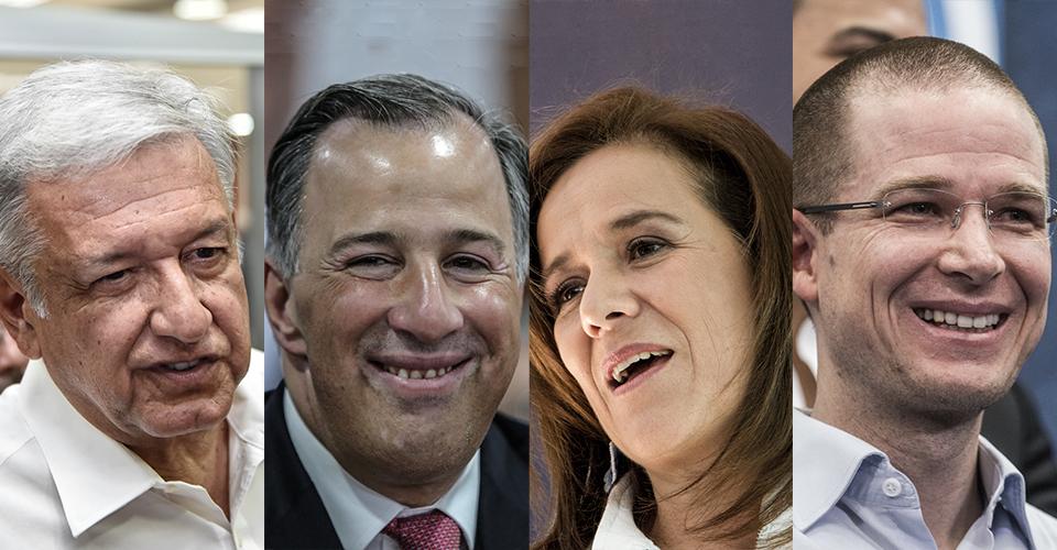 Aprueba INE formatos de segundo y tercer debate entre candidatos a la Presidencia