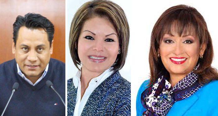 Minerva, Saga y Lorena los más activos rumbo a 2021