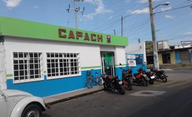 CAPACH logra reducir en 15% morosidad entre usuarios