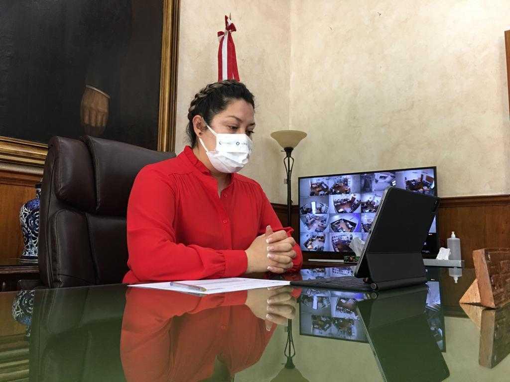 Impulsan Ayuntamiento de Tlaxcala y SEPOL-SEPUEDE capacitación para mujeres