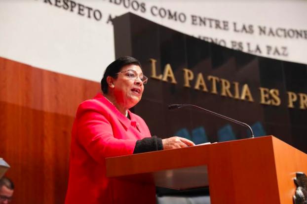 Impulsará Martha Palafox agenda anticorrupción en el Senado