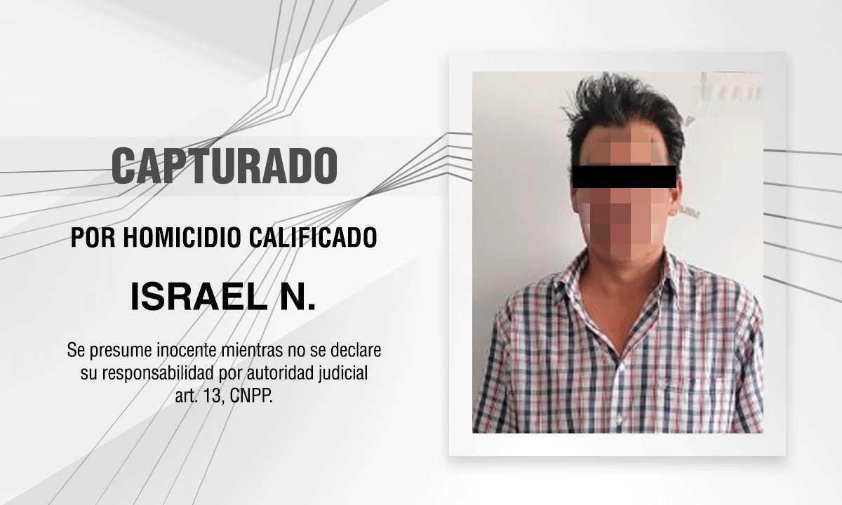 Esclarece PGJE homicidio de un hombre en el Mercado de Ganado en Villa Alta