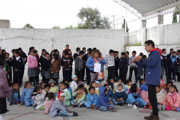 La Caravana de la Salud llegó al pueblo de Ignacio Zaragoza