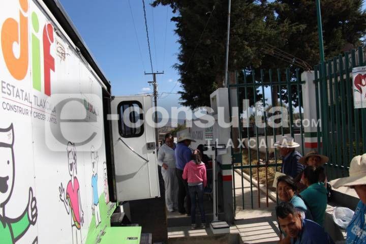 La Caravana de la Salud llega a los grupos vulnerables: Escamilla Pérez