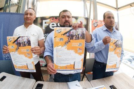 """Convocan autoridades a la carrera """"Caritas felices"""" en la capital"""