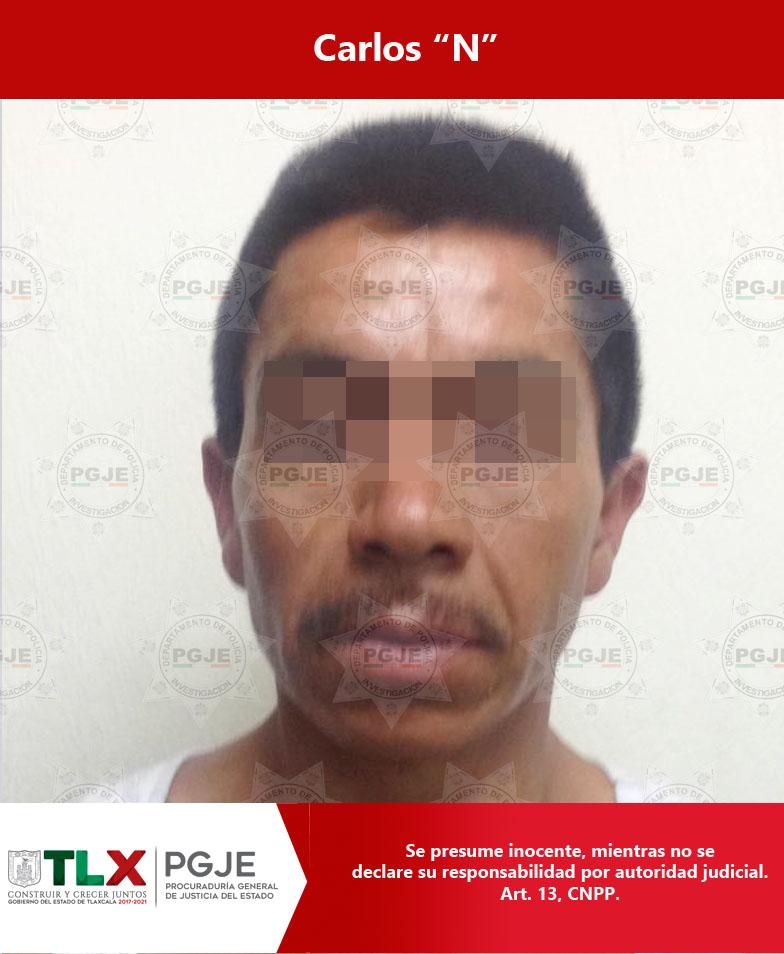 Captura PGJE a imputado por homicidio calificado perpetrado en 2010