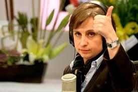 Coronarán en Tlaxcala a Aristegui como icono en contra de la corrupción