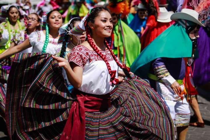 Un éxito el Carnaval de Totolac: Giovanni Pérez Briones
