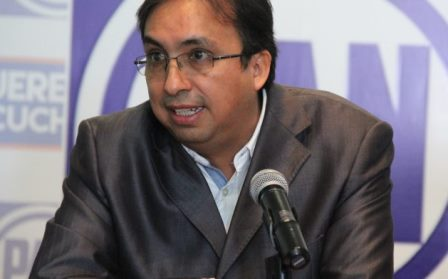 Carlos Carreón nuevamente encabeza dirigencia del PAN