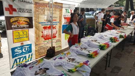 Todo listo para la carrera atlética de 5 y 10 kilómetros en Tlaxcala capital