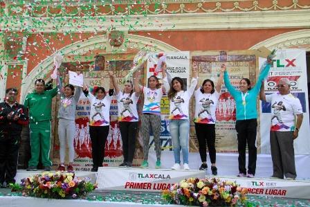 Carrera de 5 y 10K en la capital reúne a más 700 atletas