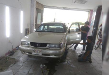 Nula seguridad en la capital del estado;  roban otro automóvil