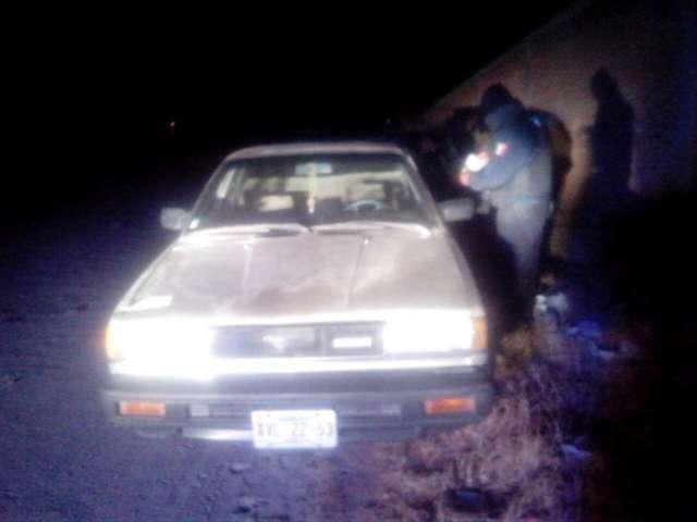 Encuentra Policía de Chiautempan Nissan con reporte de robo