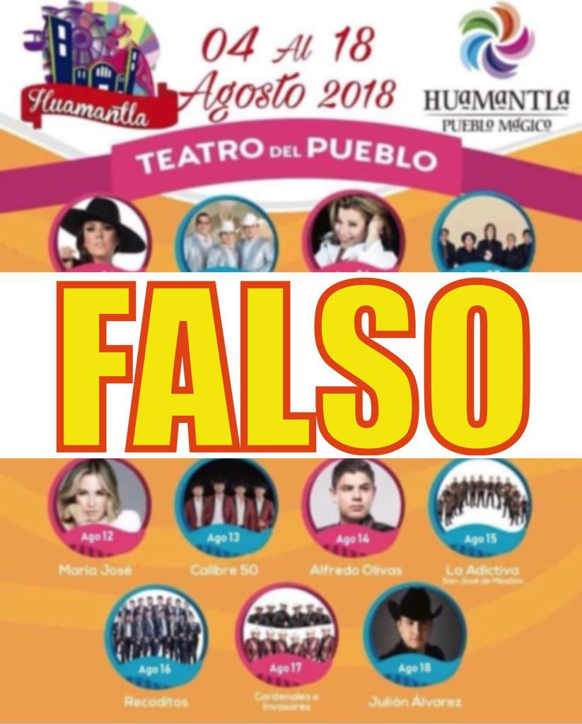 Sánchez Jasso presenta hoy cartel de Feria Nacional Huamantla 2018