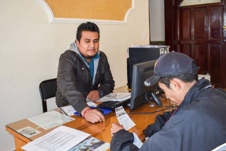 Ayuntamiento iniciará campaña de trámite de Cartilla Militar