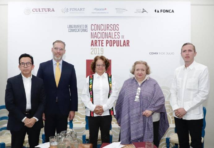 """Tlaxcala, sede del VI Concurso Nacional """"Grandes Maestros Del Patrimonio Artesanal De México 2019"""""""
