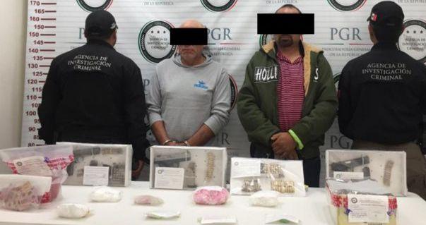 En coordinación con Guardia Nacional y Sedena la PFM cumplimenta orden de cateo en Tlaxco