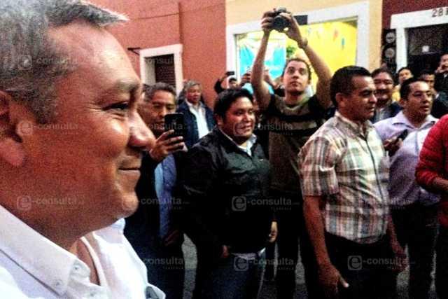 A un sindicato de vanguardia aspira Cutberto Chávez