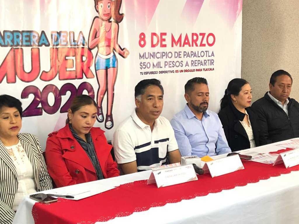Anuncian la Carrera de La Mujer 2020, Papalotla será la sede