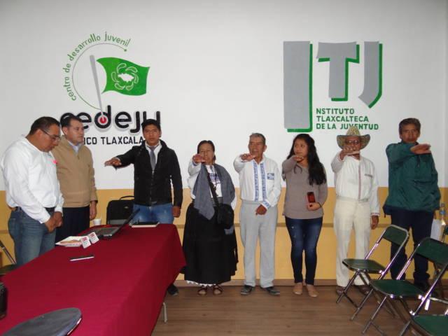 CONFORMAN EN IXTENCO COMITE DE PARTICIPACION CIUDADANA MUNICIPAL DE SEGURIDAD PUBLICA