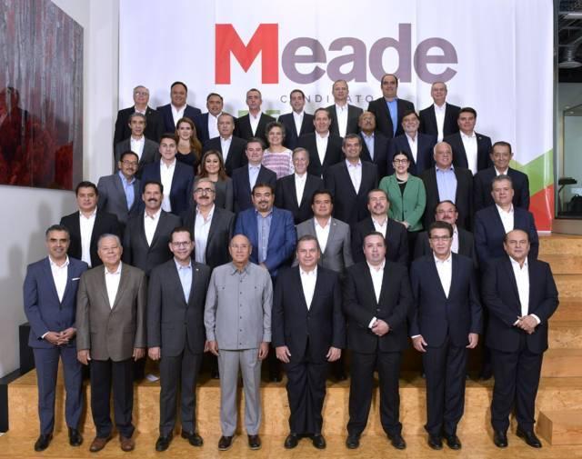 Nombran a Luis Álvarez coordinador estatal de campaña de Meade