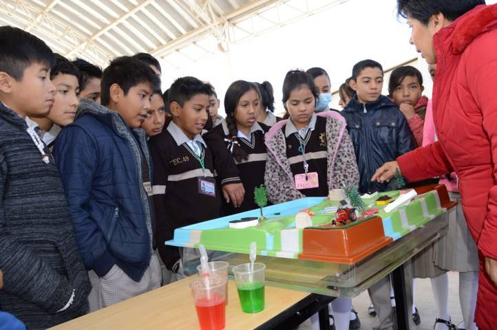 Orienta CEAT a mil 500 estudiantes sobre el cuidado del agua