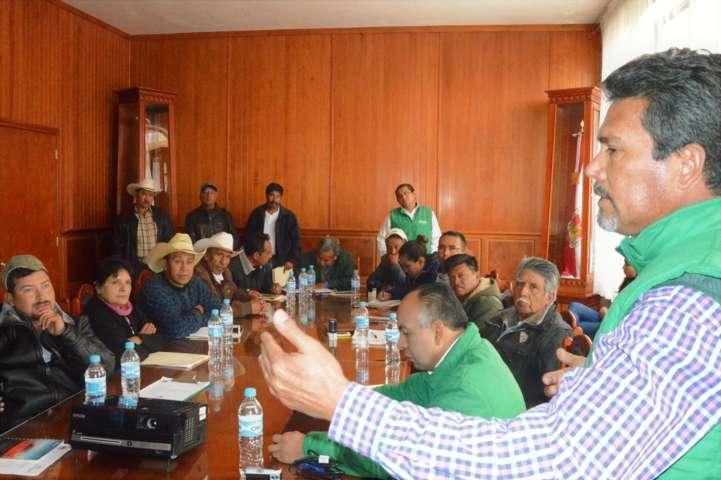 Capacita Gobierno del Estado a municipios en materia hídrica