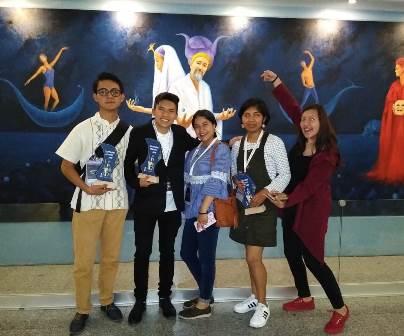 Ganan estudiantes del Cecyte premios en oratoria, poesía y cuento