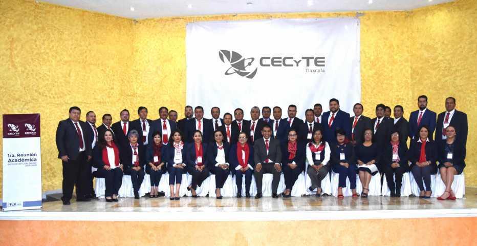 Favorece CECyTE-EMSAD trabajo colaborativo con planteles