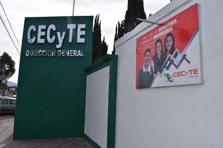 Venció plazo y nadie designó al director del Cecyte en Tlaxcala