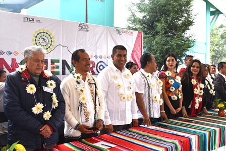 Cecyte Tlaxcala ejemplo de fomento intercultural: Inali