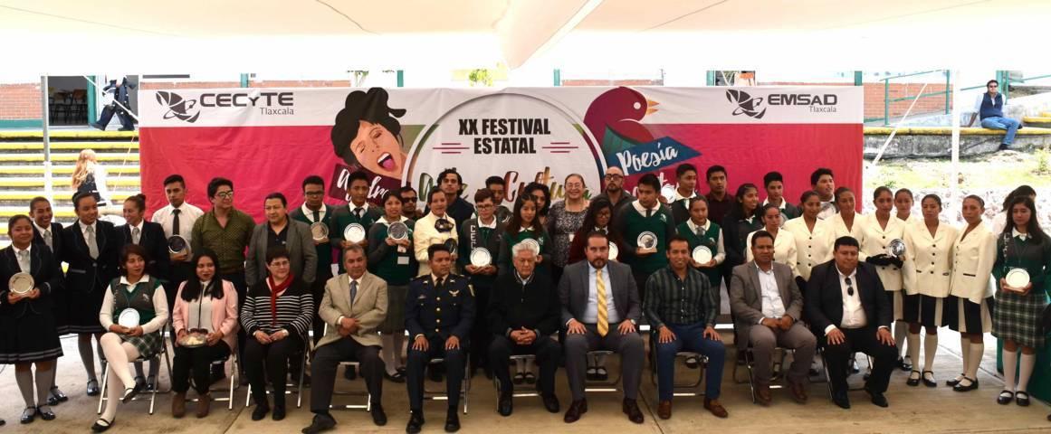 Realizó CECyTE-EMSAD Festival de Arte, Cultura y Escoltas
