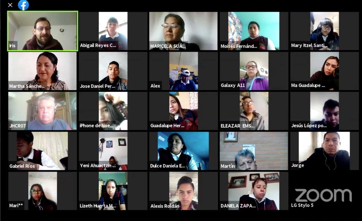 Realizó CECYTE-EMSAD primer festival virtual del libro