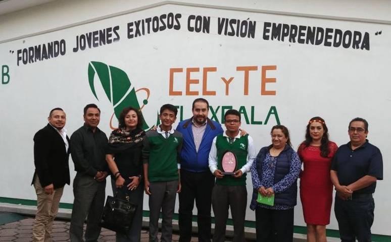 Destaca CECyTE Tlaxcala en Oratoria a nivel nacional