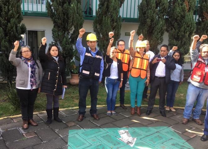 Permanente, en CECyTE-EMSaD fomento a la cultura de Protección Civil