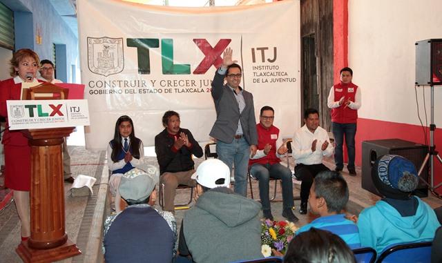 Con los Cedeju, estudiantes tienen más oportunidades de desarrollo